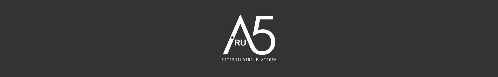 конструктор сайтов A5.ru